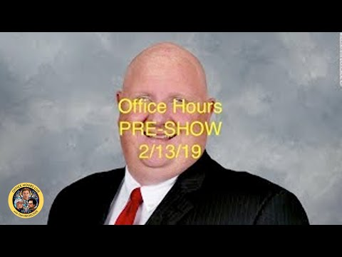 Office Hours Live (2/13/19)