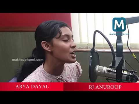 SOOPER TV with RJ ANUROOP | Singer Arya Dayal