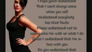 Joss Stone - Understand (Lyrics)