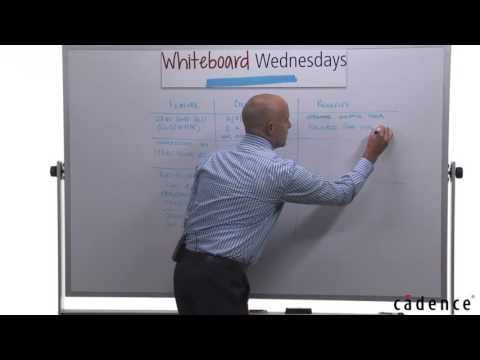 Whiteboard Wednesdays - Tensilica Fusion G3 DSP Features and Benefits