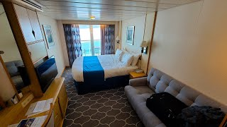 Balcony Cabin on Royal Caribbean's Navigator of the Seas 7266