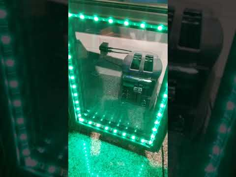 How To Add LED Lights To Your Cigar Cooler Wineador