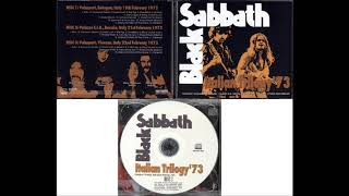 Black Sabbath 1973.02.22 Vicenza Palasport