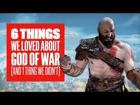 6 Things We Loved About The New God of War (And 1 Thing We Didn't) - new God of War gameplay