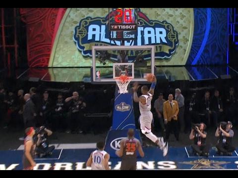 Лучшие эпизоды Матча всех звёзд НБА
