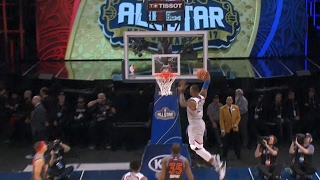 Top 10 NBA Plays of the Night: 02.19.17