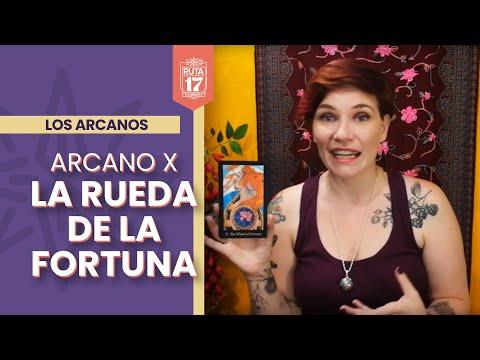Arcano X: La Rueda De La Fortuna || Tarot 🎡