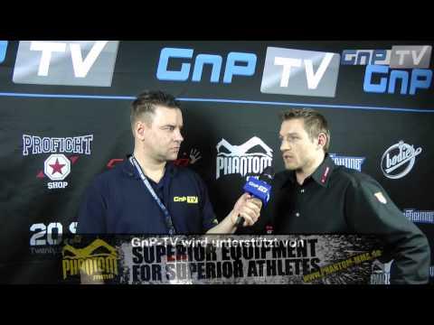 Alex Vogel über seinen Kampf mit Mikail Bajramov bei der No Mercy Fight Night