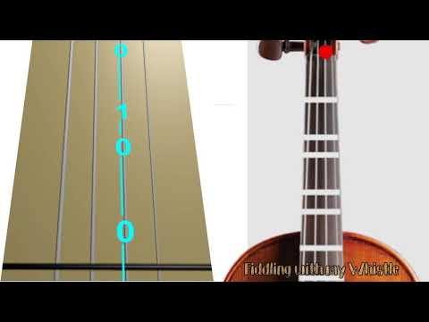 O Holy Night - Christmas - Violin - Play Along Tab Tutorial