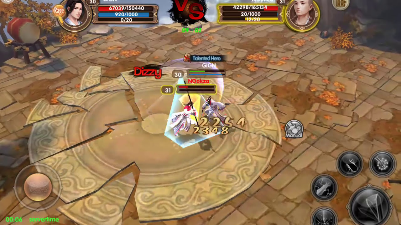Age Of Wushu Dynasty: pvp Wulin arena #1 android/ios
