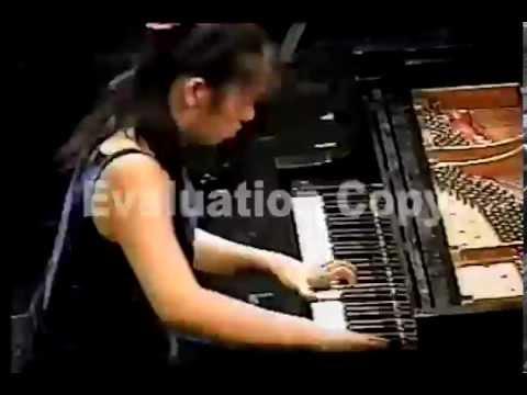 Rachmaninoff Concerto No. 1 Cadenza, Mei Rui