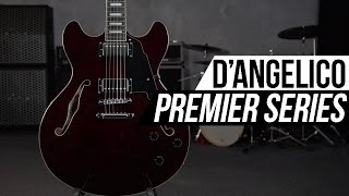 D'Angelico Premiere Series
