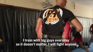 Bellator 160: In Camp with Patricio Pitbull