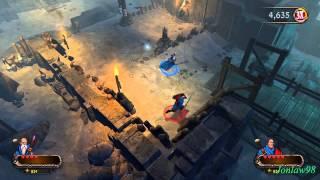 Crimson Alliance Walkthrough: Part 1 Fall of Byzan [Gameplay/Commentary] [HD] Co-op