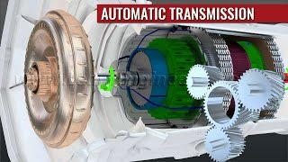 Automatic Transmission, How it works ? thumbnail