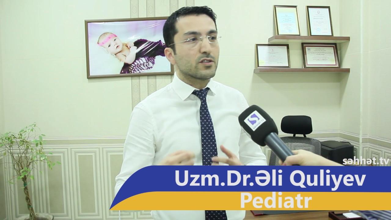 Картинки по запросу pediatr əli quliyev