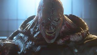 Resident Evil 3 Remake Nemesis All Transformations