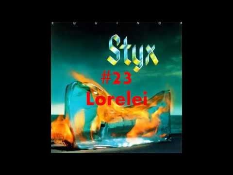 Top 50 Styx Songs
