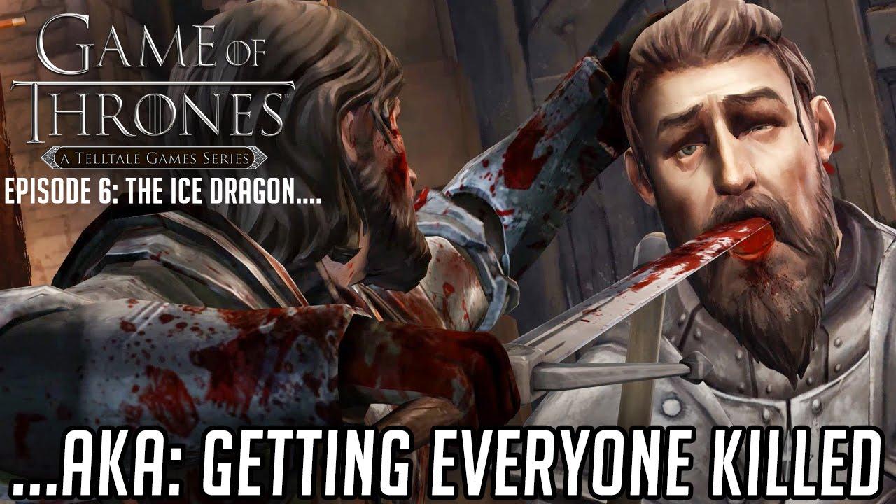 Game Of Thrones Telltale Episode 6