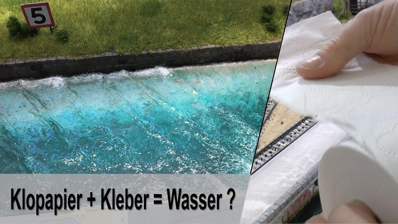realistisches meer- und seewasser mit welleneffekt - youtube