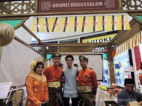 Festival of Asean Cultural Expressions 2015 (BRUNEI)