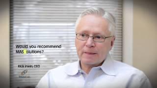 Rick Irwin CEO IntegraCare Recommend