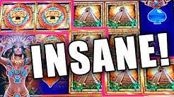 INSANE HIGH LIMIT JACKPOTS! ★ JUNGLE WILD 3 ➜ LIVE SLOT MACHINE PLAY
