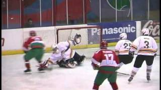 IIHF Mexico Ice Hockey High Lights 2002 U18 by Video Image & Art