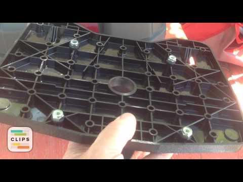Mounting Emigo Travel Trunk on 87 Kawasaki Concours