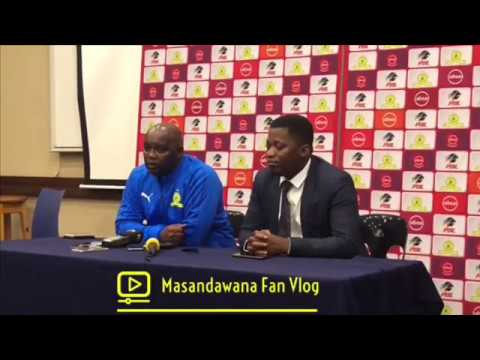 #AbsaPrem Sundowns win 3-1 against Free State Stars - Pitso Mosimane Full Press Conference