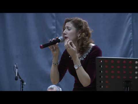 Monica Opra cu CASTELANII la Feldioara 26 dec 2016