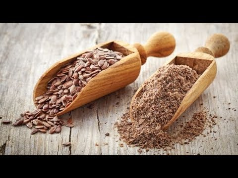 if you have one of these conditions, you should stop consuming FLAXSEED