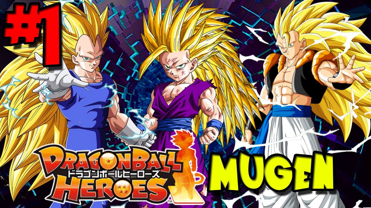 how to add characters to dbz mugen