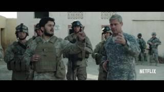Машина войны | War Machine | 2017 - Русский трейлер