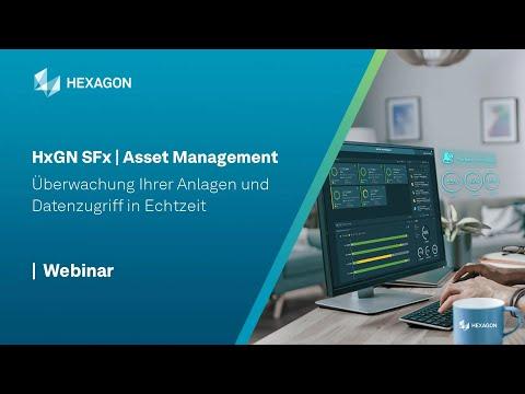 HxGN SFx | Asset Management - DE Webinar