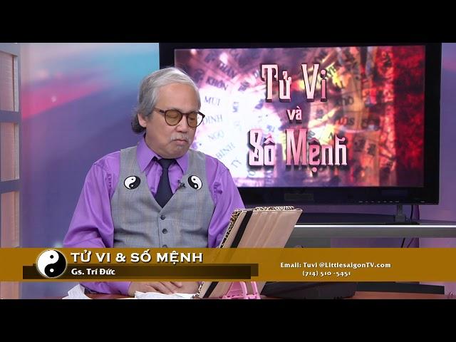 TU VI SO MENH 2020 02 07 PART 1 Gs TRI DUC