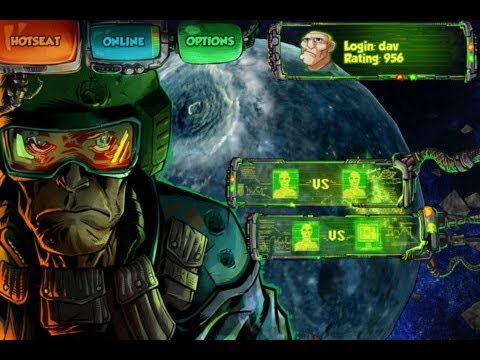 UFO Hotseat - iPad 2 - HD Gameplay Trailer