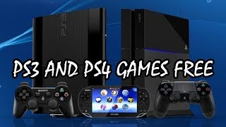 Do want PS3 or PS4 Games? Forget about the jailbreak 4.84 or 6.20