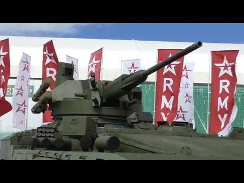"""Новый Кинжал Арматы - Т-15 """"Армата"""" Армия-2019"""