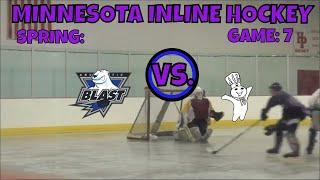 GoPro Hockey: Arctic Blast vs Dough Boys (Spring Game 7)