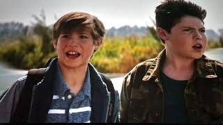 Good Boys(2019)- Crossing the Highway Scene