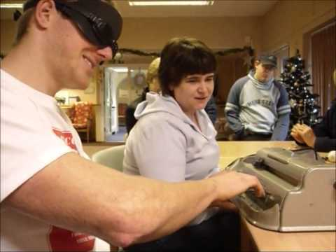 MyoCore: Blind Charity Day - Learning Braille Full