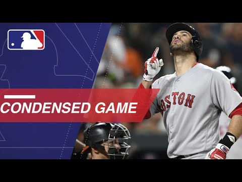 Condensed Game: BAL@BOS - 8/11/18