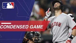 Condensed Game: BAL@BOS - 8/11/18