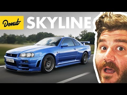 Nissan Skyline - Everything You Need to Know | Up To Speed