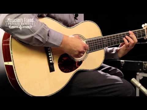 Martin Custom Signature Edition 00-42SC John Mayer Grand Concert Acoustic Guitar
