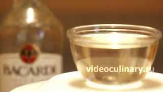 Ромовый сироп для торта - Рецепт Бабушки Эммы