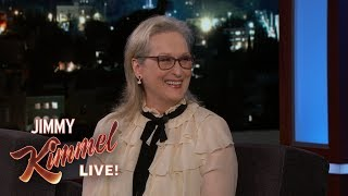Meryl Streep On Mariah Carey 'bitch Stole My Seat'
