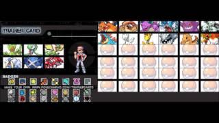 my pokemon team generation 1-6