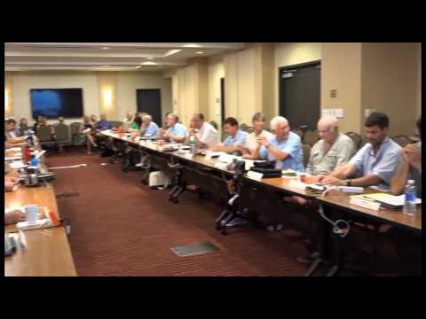 FKNMS SAC meeting Oct 2015